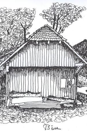 Kleinteil water-powered sawmill – an ancient craft
