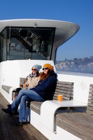 Raclette Yacht auf dem MS Saphir