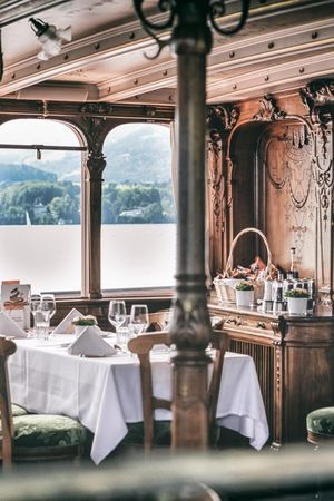 Schiffrestaurant Wilhelm Tell