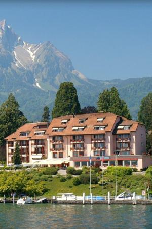 Seehotel Kastanienbaum****
