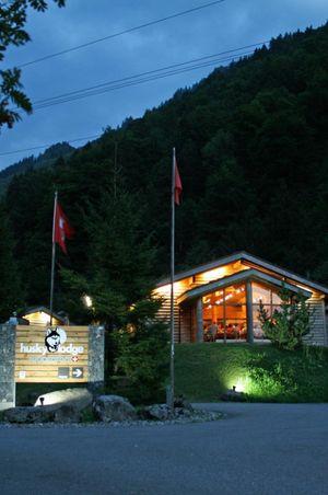 Hüttenhotel Husky-Lodge