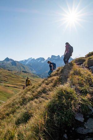 Aktivferien in der Zentralschweiz