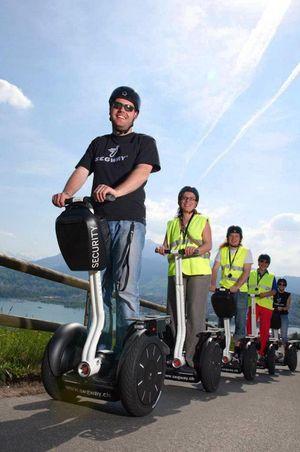 Segway Touren durch Luzern