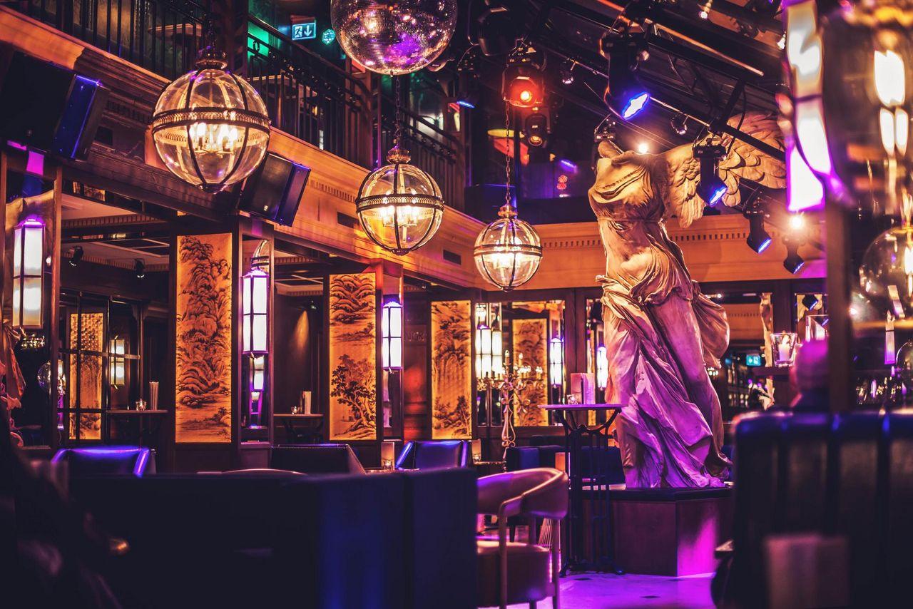 Penthouse 360° Roof Top Bar