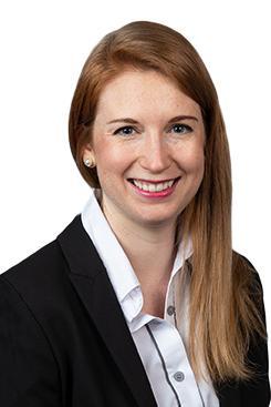Neue Mitarbeiterin: Ursina Hess