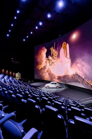 The Swiss Museum of Transport's newly redesigned Filmtheatre is now your perfect event location