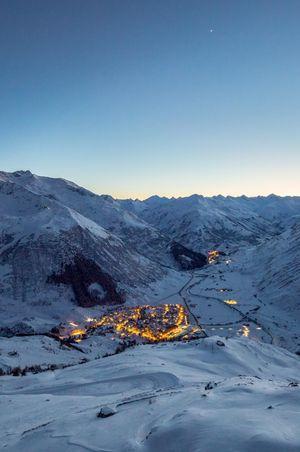 Gotthard Deep Snow Experience