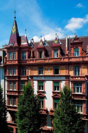 Hotel Waldstätterhof***S
