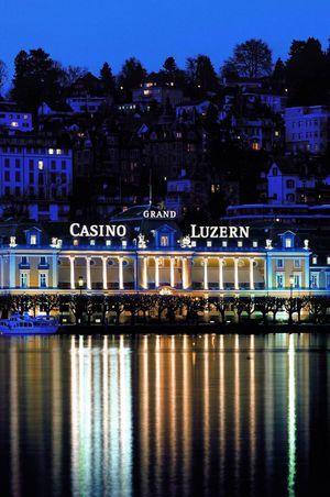 Celebrate Christmas at Grand Casino Luzern
