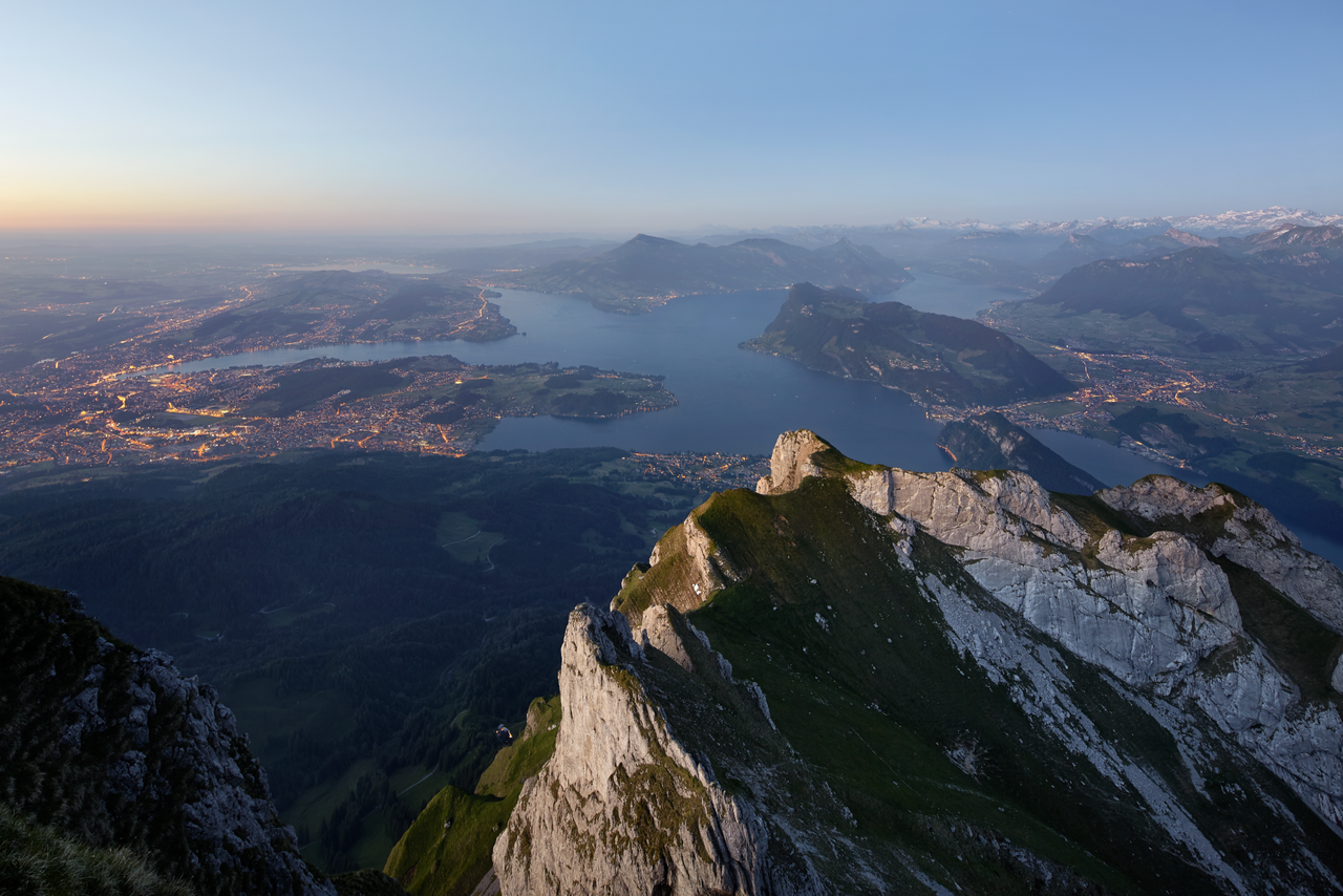 Focuswahl 2018 – Winners of the Lake Lucerne Region
