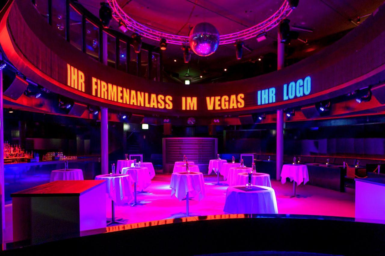 Vegas Event Venue, Lucerne-Kriens