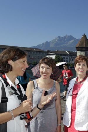 City Tour of Lucerne