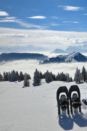3 courses, 3 hosts on Mount Rigi