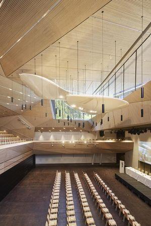 Andermatt Konzerthalle