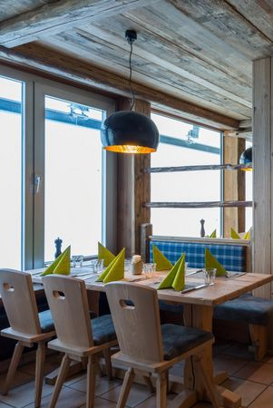 Panorama-Restaurant Titlis