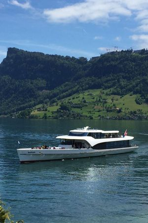 Summer-Yacht package Saphir
