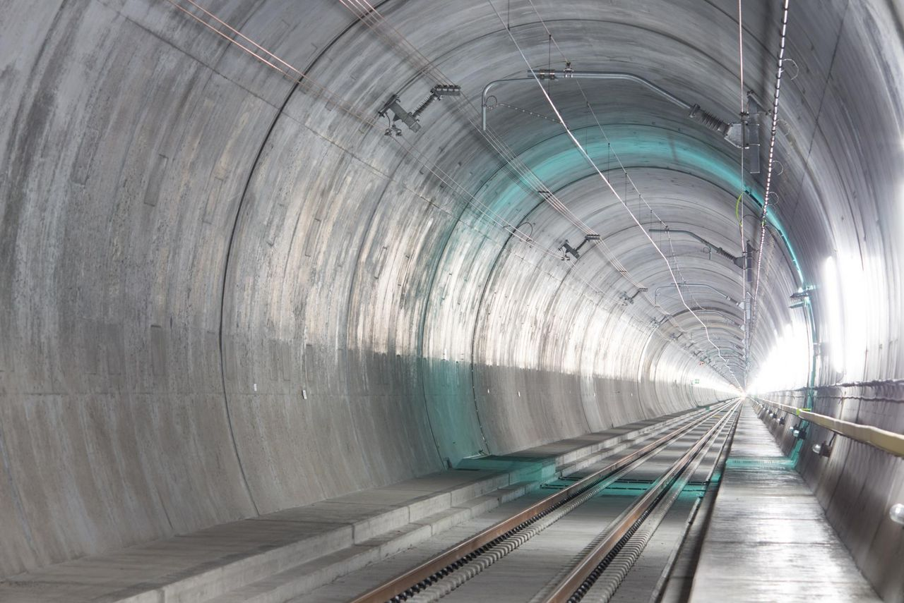 Gotthard Tunnel Experience