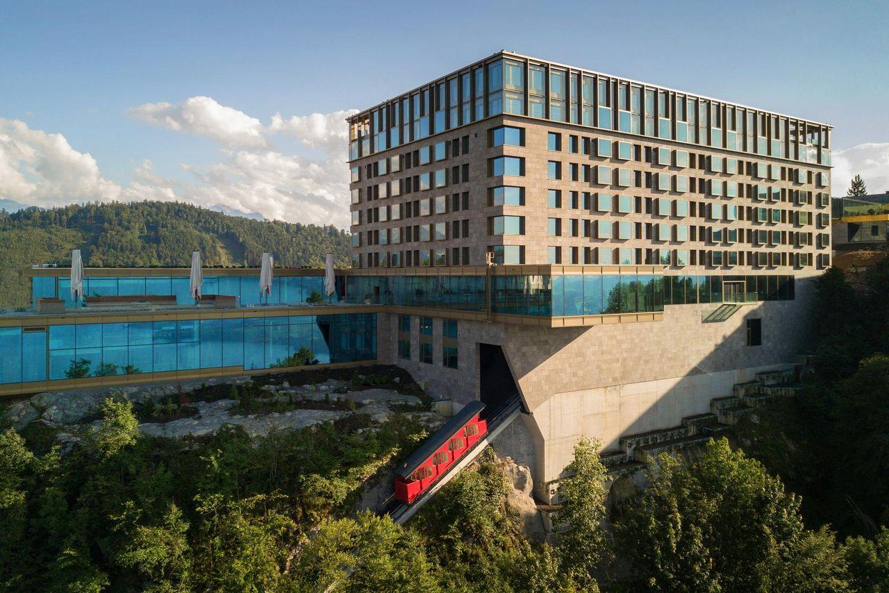 Awards for the Bürgenstock Resort