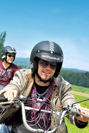 Moped Tours – The Revival