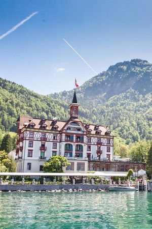 Hotel Vitznauerhof****