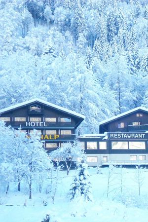 Hotel Bänklialp***