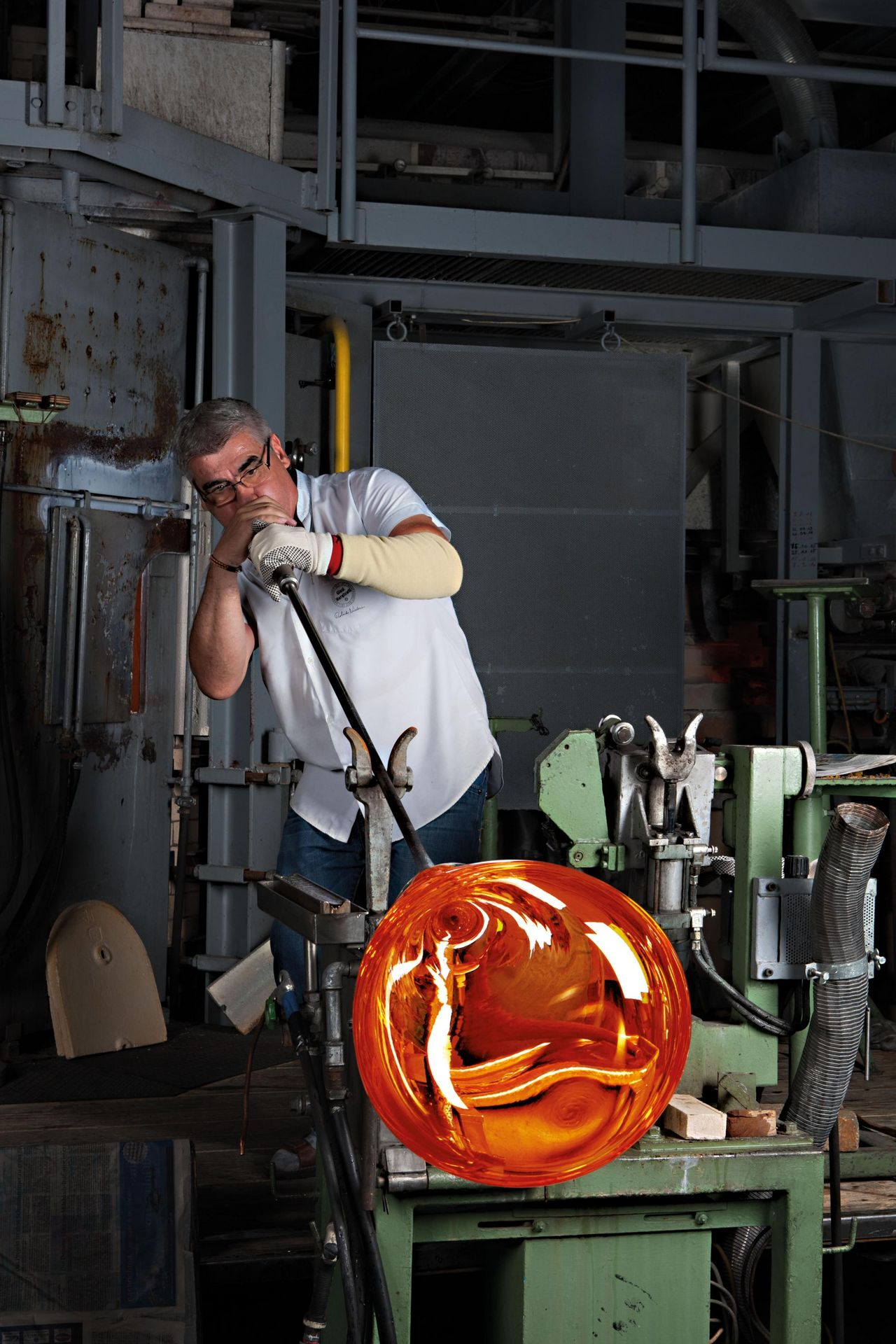 Glasi Hergiswil - The only glassworks in Switzerland