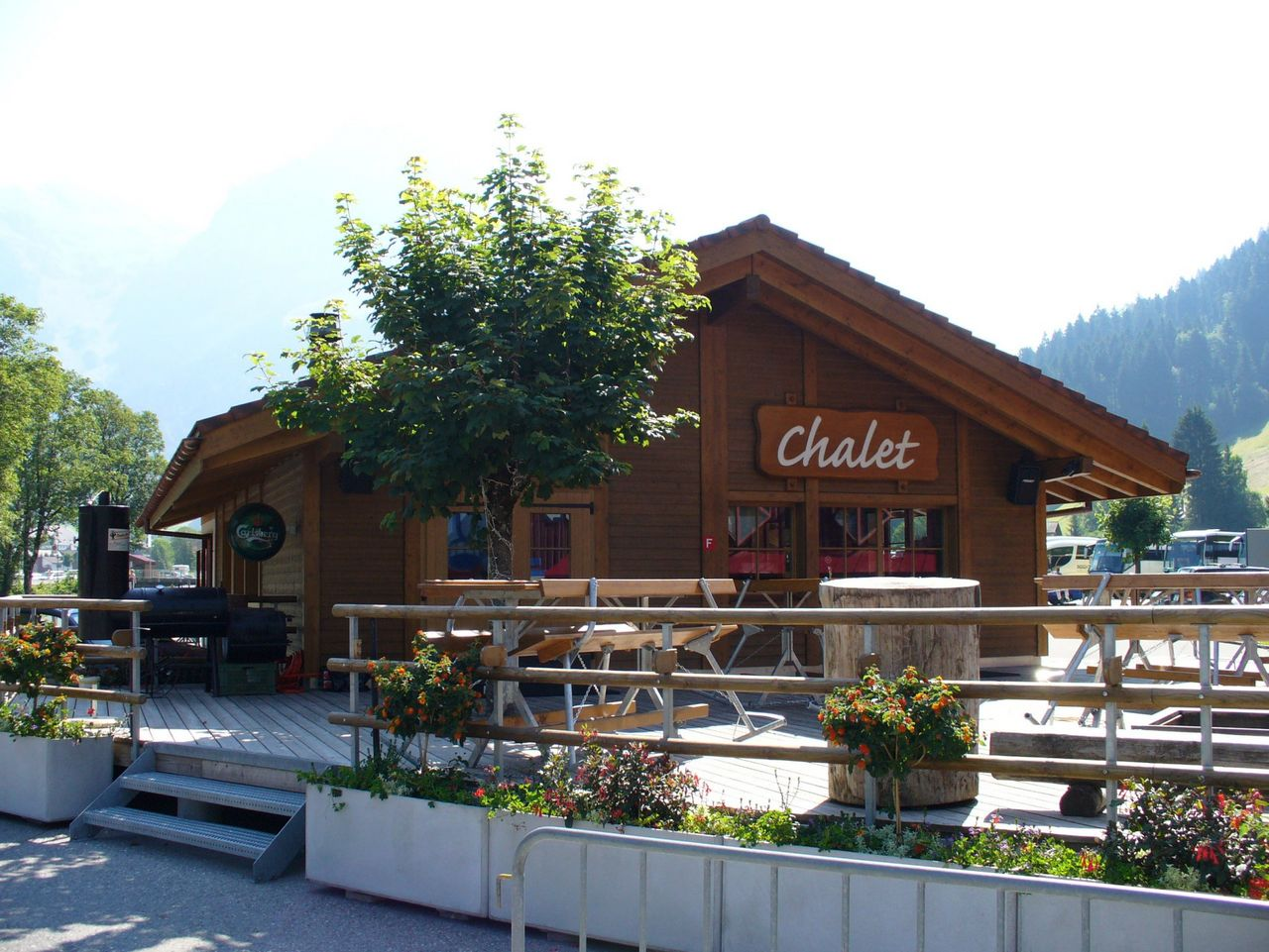 Chalet Titlis Valley Station