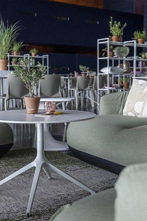 Summer Lounge on the Lucerne Terrace at the KKL Lucerne