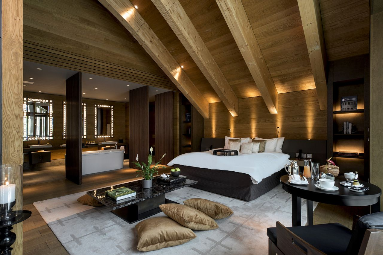 The Chedi Andermatt - «Best Rooms 2019»