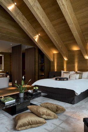 The Chedi Andermatt - «Best Rooms 2019»