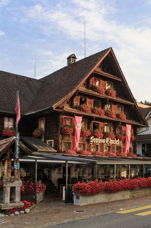 Swiss-Chalet Merlischachen****