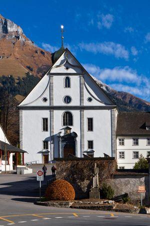 900 years of Monastery Engelberg