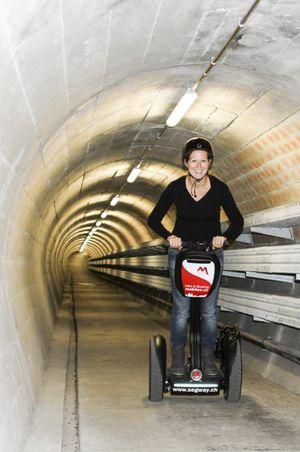 Surviving underground