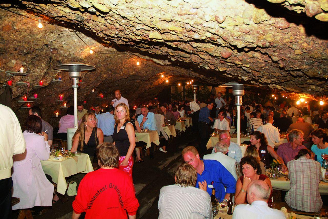 Gruebisbalm Cave / Rigi