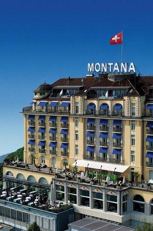 Art Deco Hotel Montana****S