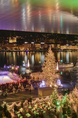 Magie de l'hiver – KKL Luzern Centre Culture et Congrès