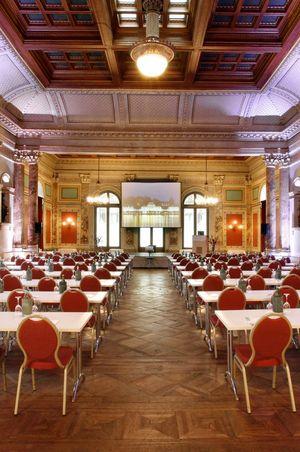 Jahres-Kick-Off im Hotel Schweizerhof Luzern