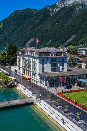 Seehotel Waldstätterhof****
