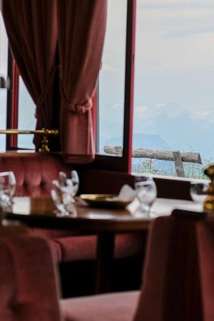 Candlelight Dinner Rigi
