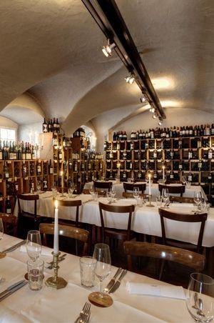 Vinotheque Restaurant Opus