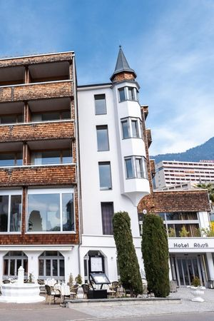 Hotel Rössli Gourmet & Spa****