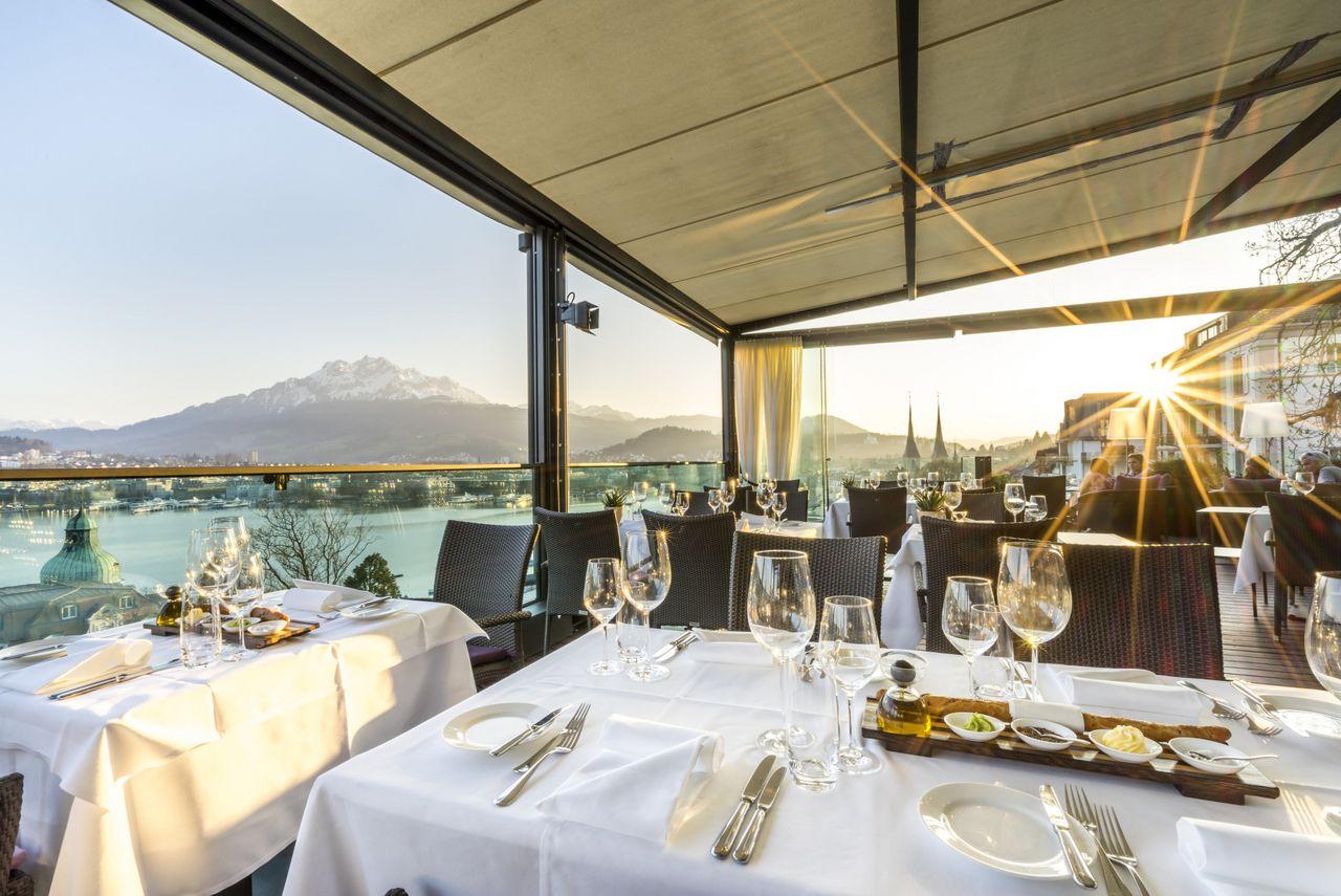 Scala Restaurant & Terrace