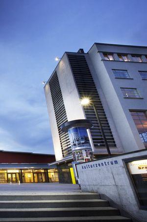 Renovation Kulturzentrum Braui