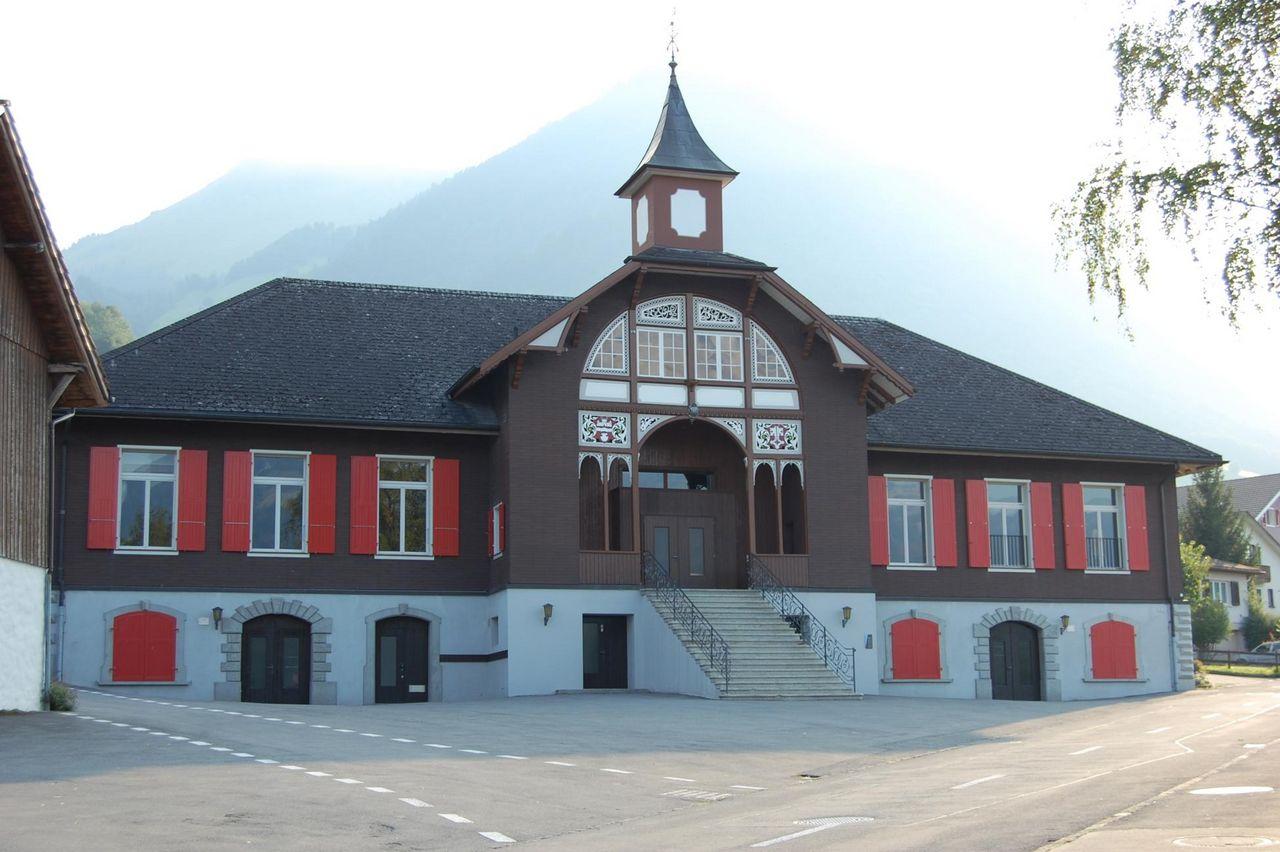 Altes Schützenhaus Beckenried