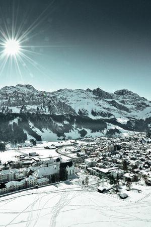 Winter special for meetings in Engelberg