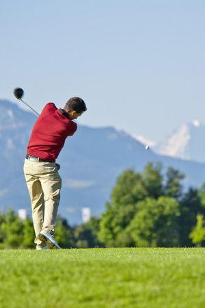 Golflektion Golf Sempach