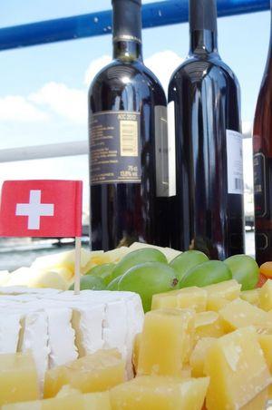 Executive Events – Swiss Wine Seminar