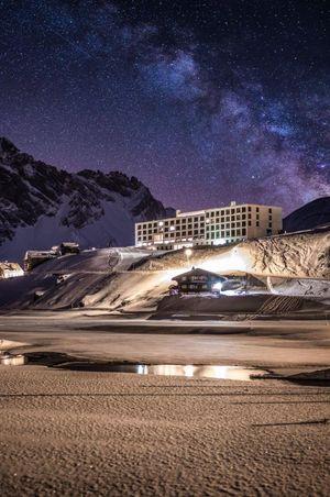 Hotel frutt Lodge & Spa - Weihnachtsessen