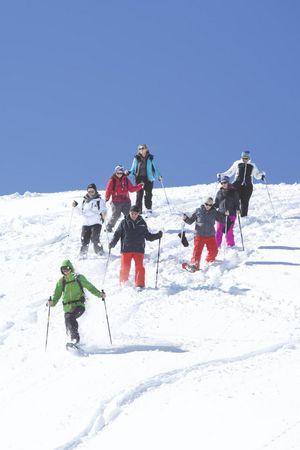 Vollmond-Schneeschuhtour Stoos