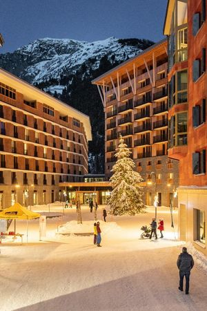 Radisson Andermatt - Meet in Winter Wonderland